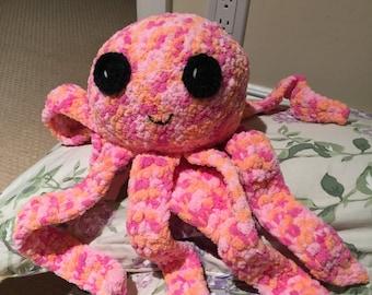 Custom Made Stuffed Animal