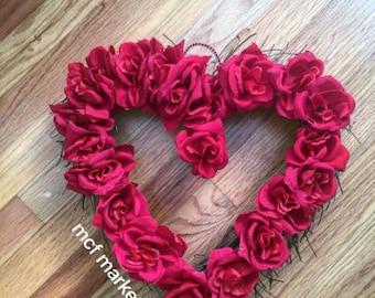 the love wreath