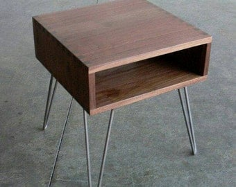 R&A Custom Signature Hairpin Coffee Tables and End Tables