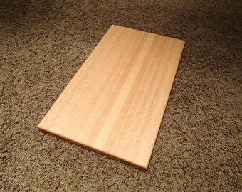 Oak Edge Grain Cutting Board (20in x 12in)