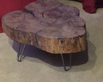 Log slice table