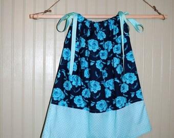 Girls Pillowcase Dress, Girls Dresses, Girls Summer Dress, LittleThreadz by SanLee Living