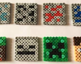 Minecraft Block Magnets - mix and match!