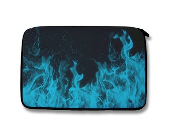 Blue Flames Etui