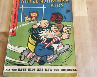 The Katzenjammer kids Number 7 winter 1949