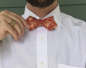 The Brass bow tie