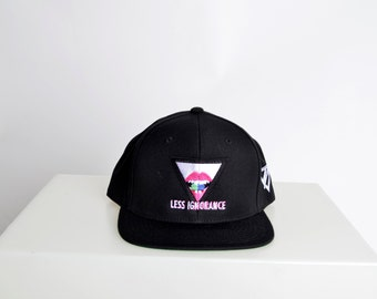 Black 'Under The Influence' Snapback