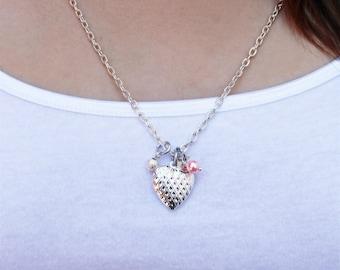 Heart Locket | Personalized