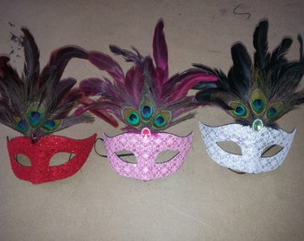 Feather Mask - 42