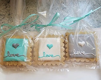 LOVE Custom Sugar Cookies