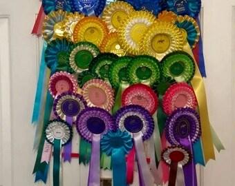 Unpersonalised Handmade Rosette Hanger