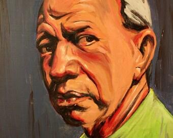Painted Portrait - Custom