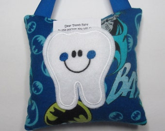 Tooth Fariy Pillow Ready to
