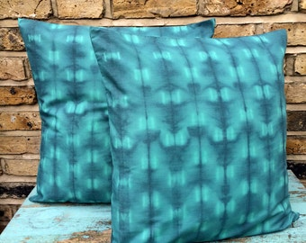 Tie-Dye Cushion Cover (set of 2)
