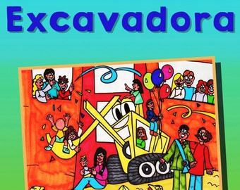 Stevie La Excavadora
