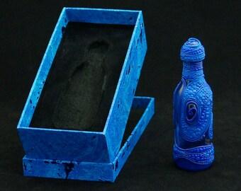 Bottle Blue Bottle blue