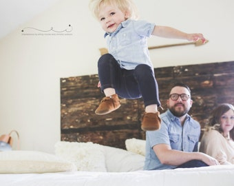 Family lifestyle portrait session