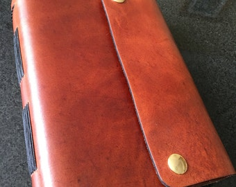 Handbound Leather A5 Journal