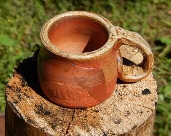 Down Handle Mug