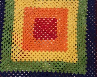 Rainbow Pride Blanket