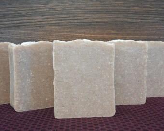 Moringa Tea & Clove Soap - Organic Soap - Natural Soap - Cold Process Soap - Handmade Soap