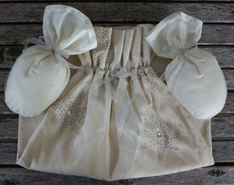 Bridal Shoe Bag Set