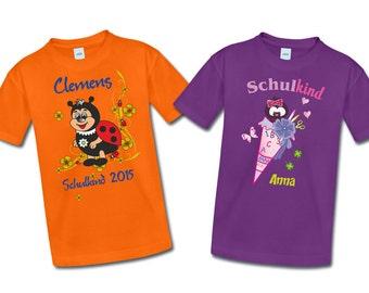 School T-Shirt for children