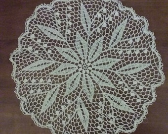 Lily of the Valley Doily