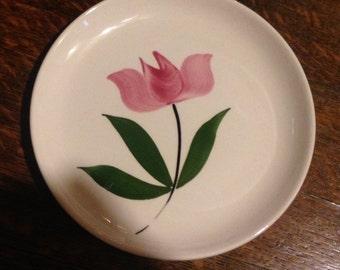 Vintage Stetson Pattern Dessert Plate