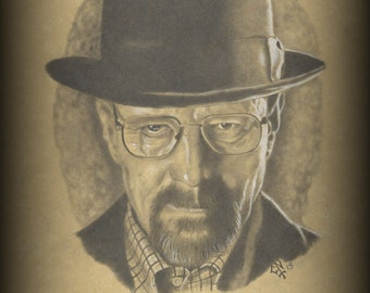 Walter White from Breaking Bad.