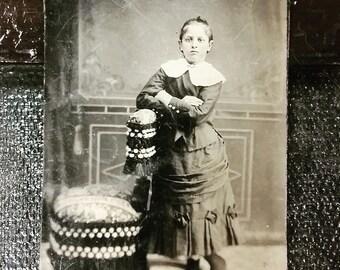 1800s Tintype Photo