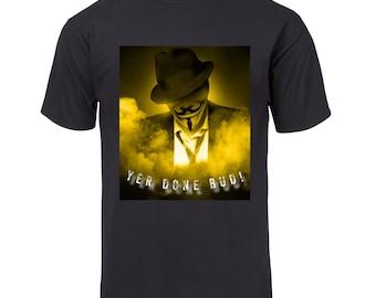 Yer Done Bud! - Yellow