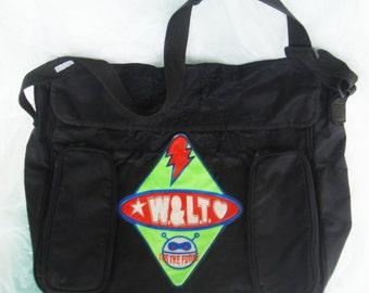 W&LT Messanger Bag by Walter van Beirendonck