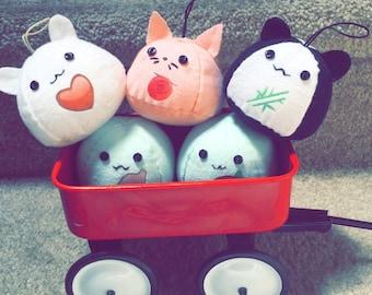 Stuffed Critter Plushies