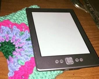 Flower Kindle Case