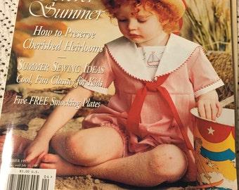 Sew Beautiful Summer 1997