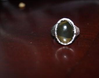 Large Gem Vintage Ring