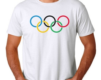 Olympic Rings Logo T-Shirt