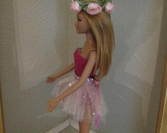 Barbie doll clothes-dance rehearsal