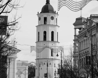 Vilnius - Collection of 2 Photographs (4x6)