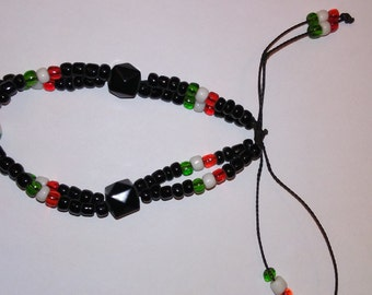African Frienship bracelet