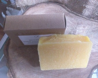 SOAP of carrot and Mint 2 for 8.50