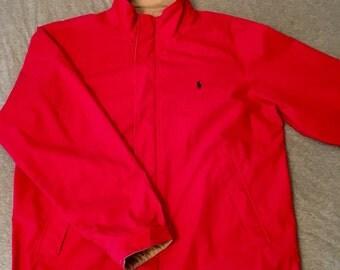 Ralph Lauren reversible jacket L