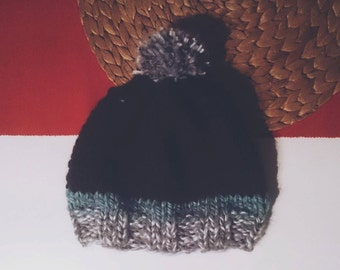 Knit Beanie - Made to Order