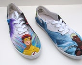 Women's Young Justice Shoes