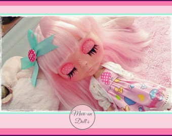 Amelie < 3 custom doll