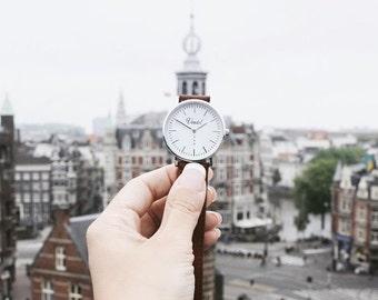 Vondel watch 'classic' 36 mm