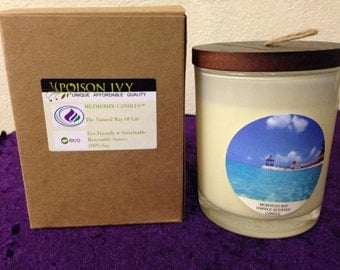 100% Natural Soy Candles By Mezmerize Candles™