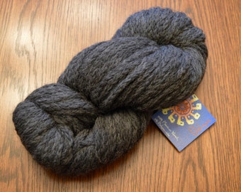 Bulky Merino Yarn Mirasol Ushya Charcoal Grey