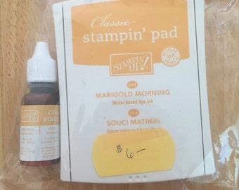 Marigol Morning stamp pad